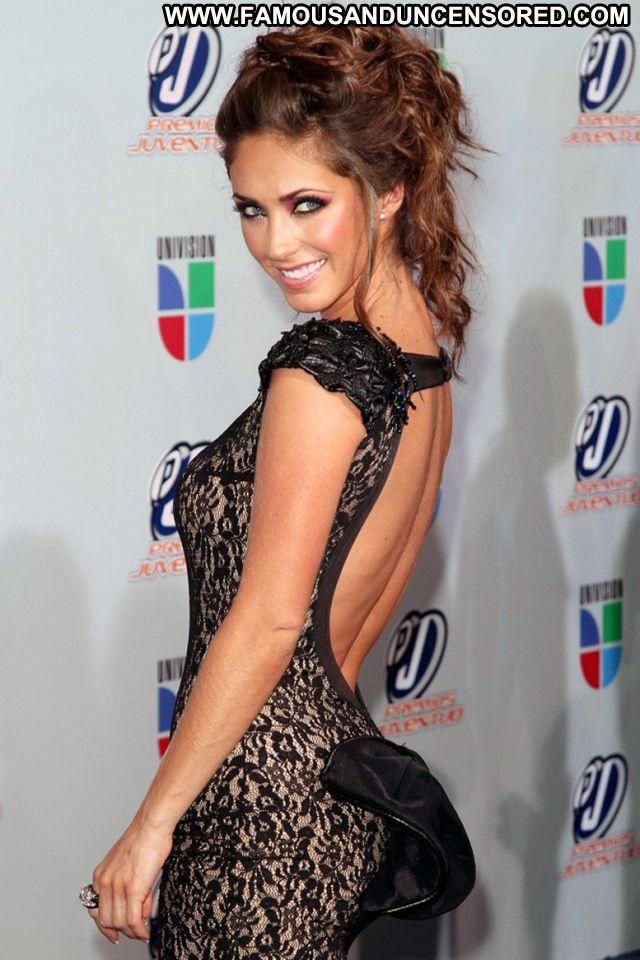 Anahi Puente Famous Latina Celebrity Posing Hot Mexico Babe Celebrity