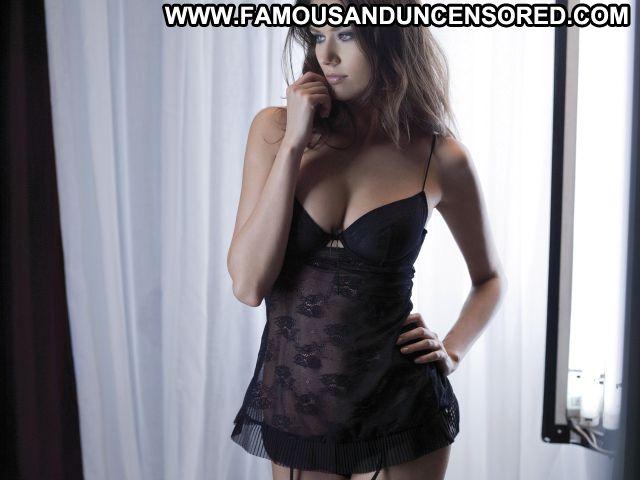 Anna Draganska No Source Hot Celebrity Babe Famous Tits Brunette