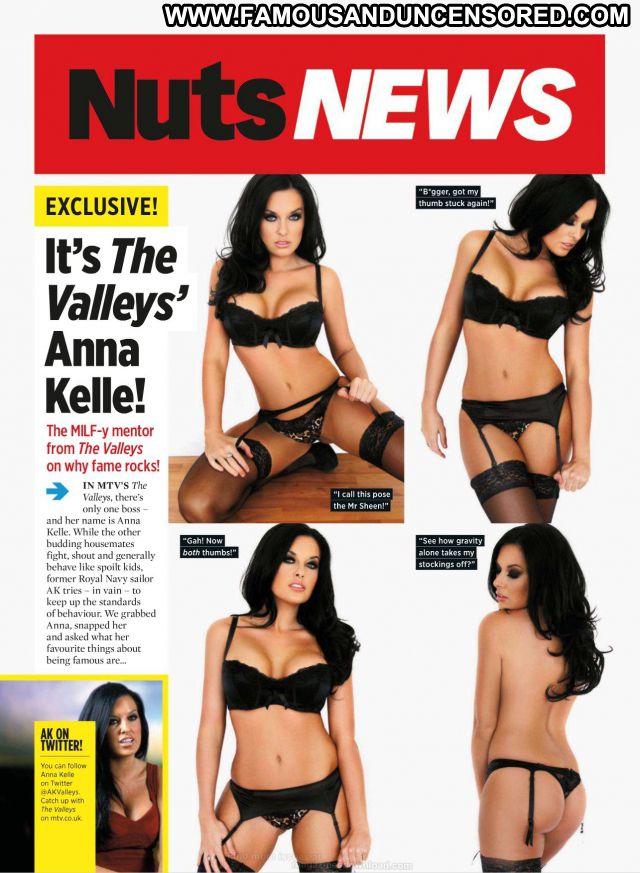 Anna Kelle No Source Tits Hot Cute Famous Big Tits Babe Brunette