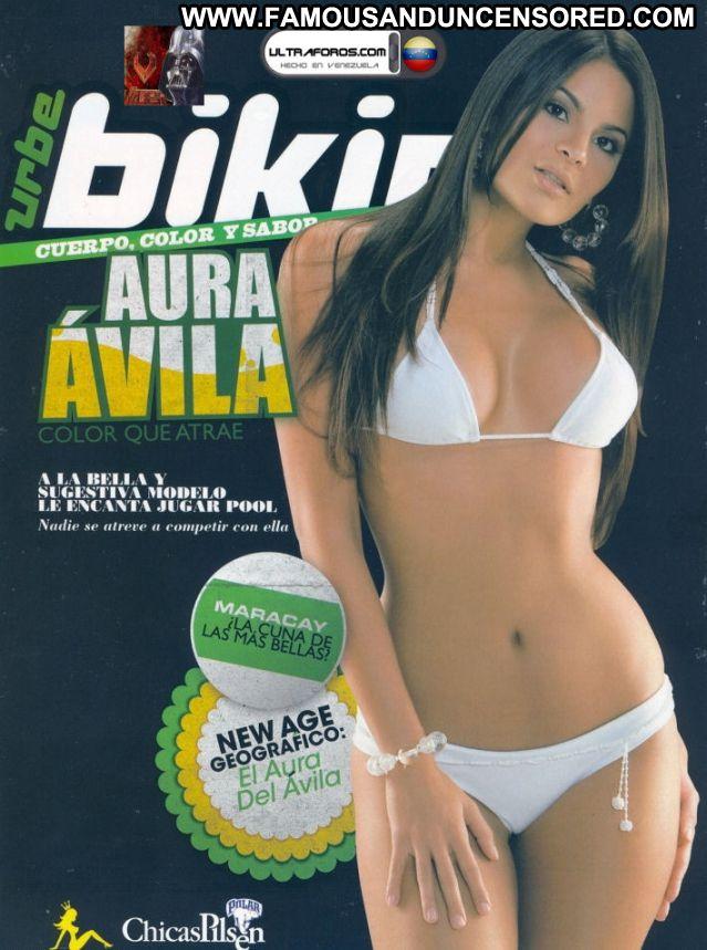Aura Avila No Source Brunette Famous Venezuela Babe Hot Celebrity