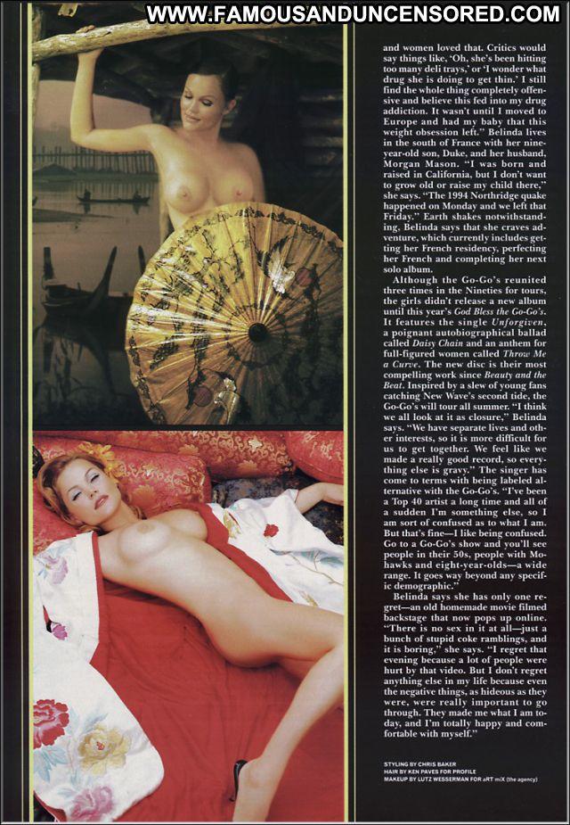 Belinda Carlisle No Source Redhead Celebrity Famous Big Ass Hot