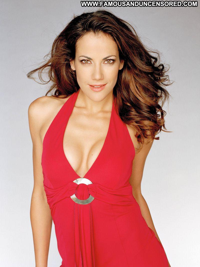 Bettina Zimmermann No Source Celebrity Posing Hot Babe