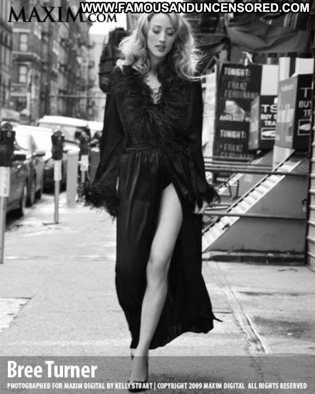 Bree Turner Corset Blonde Posing Hot Female Nude Scene Horny