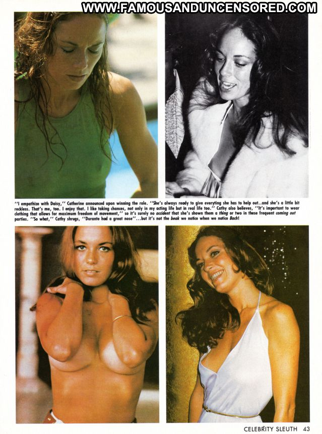 Catherine Bach Nude Sexy Scene Blue Eyes Showing Tits Horny