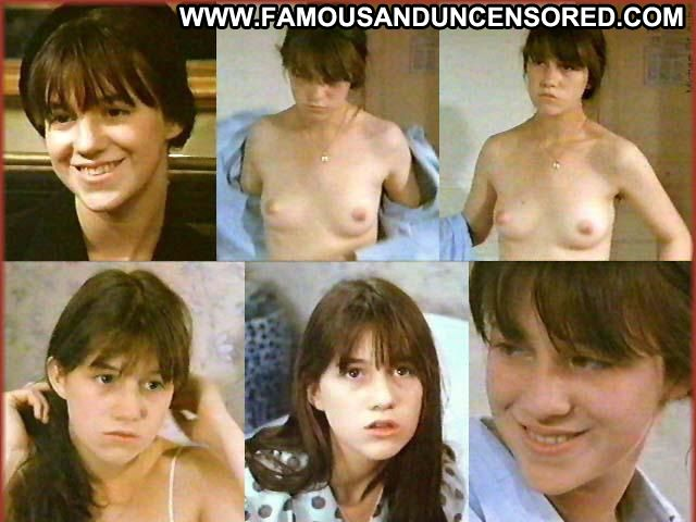 Charlotte Gainsbourg Small Tits Babe Celebrity Small Tits Cute Tits