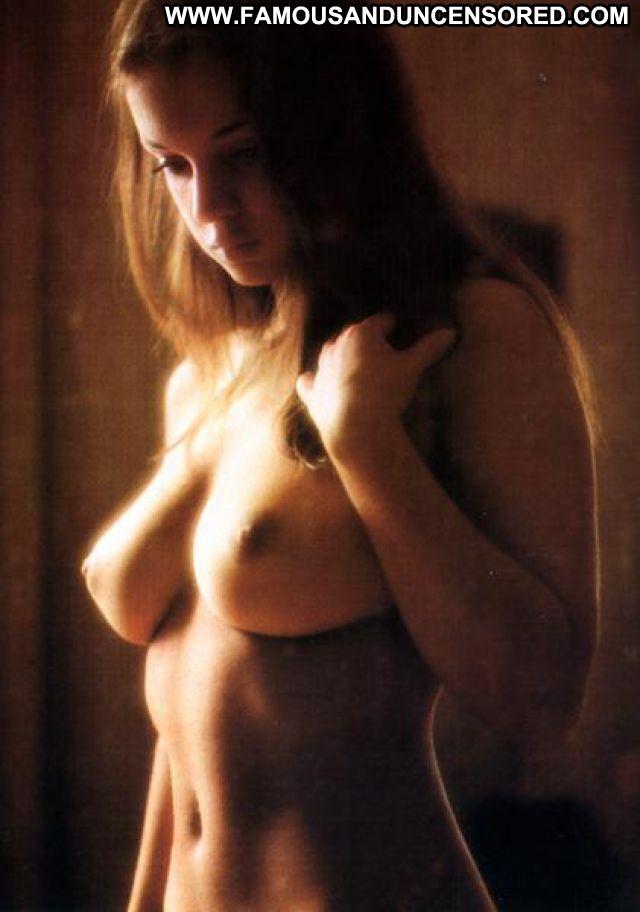 Christina Lindberg No Source  Celebrity Hot Tits Big Tits Babe Posing