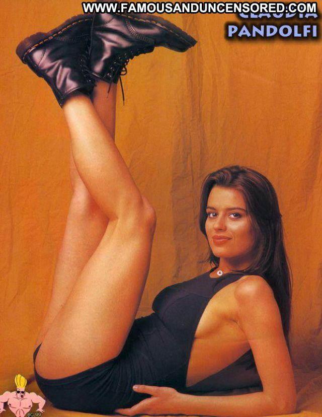 Claudia Pandolfi No Source Italy Showing Tits Cute Famous