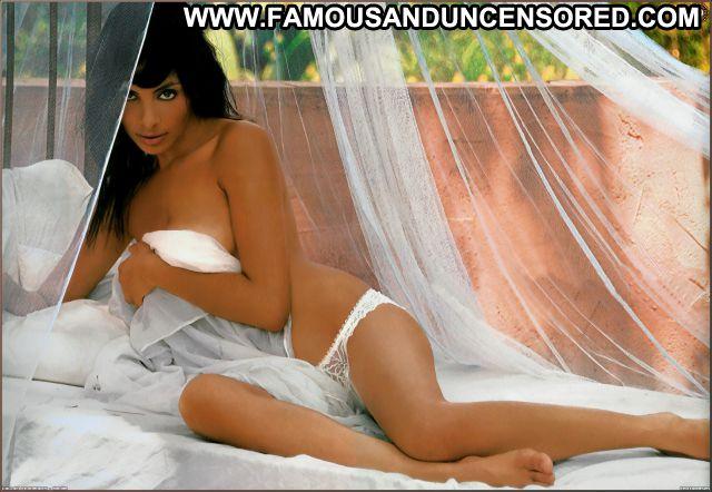 Collien Fernandes No Source Babe Posing Hot Hot Brunette Lingerie