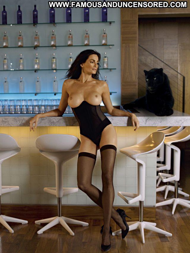 Alexandra Kamp No Source Stockings Brunette Famous Celebrity Hot