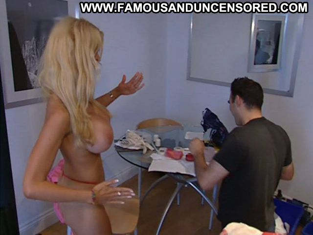 Alicia Douvall No Source  Babe Tits Cute Posing Hot Blonde Body