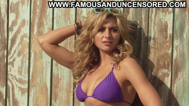 Alyson Michalka Nude Sexy Scene Destination Op Outdoors Babe