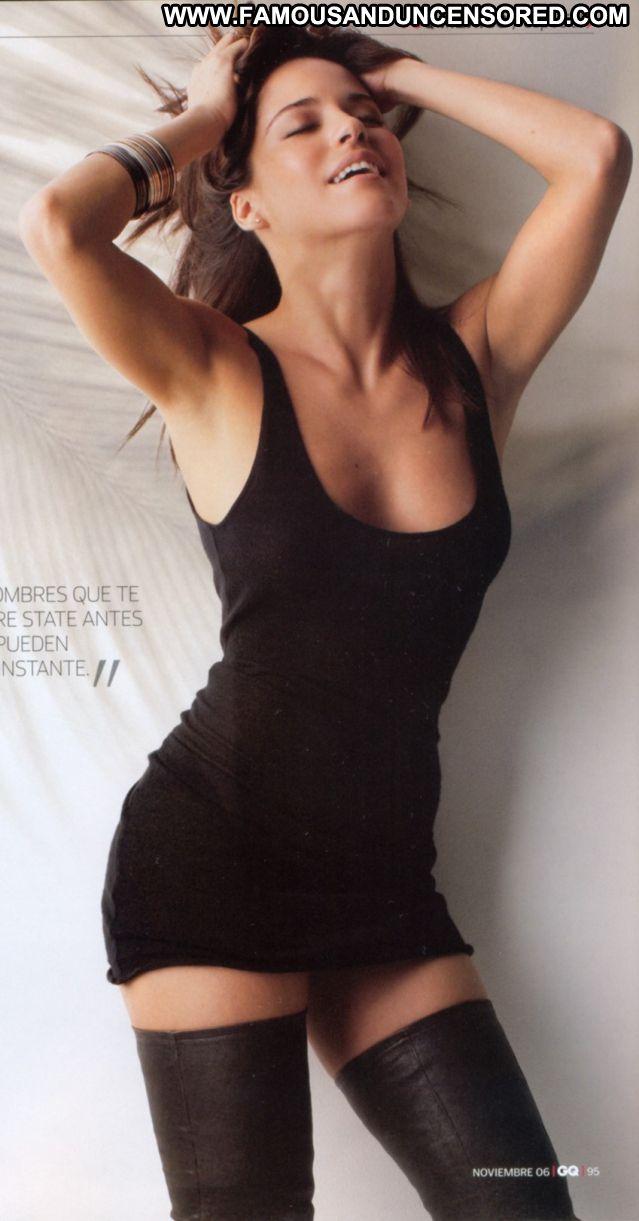 Ana Claudia Talancon No Source Latina Showing Ass Hot Cute Brunette