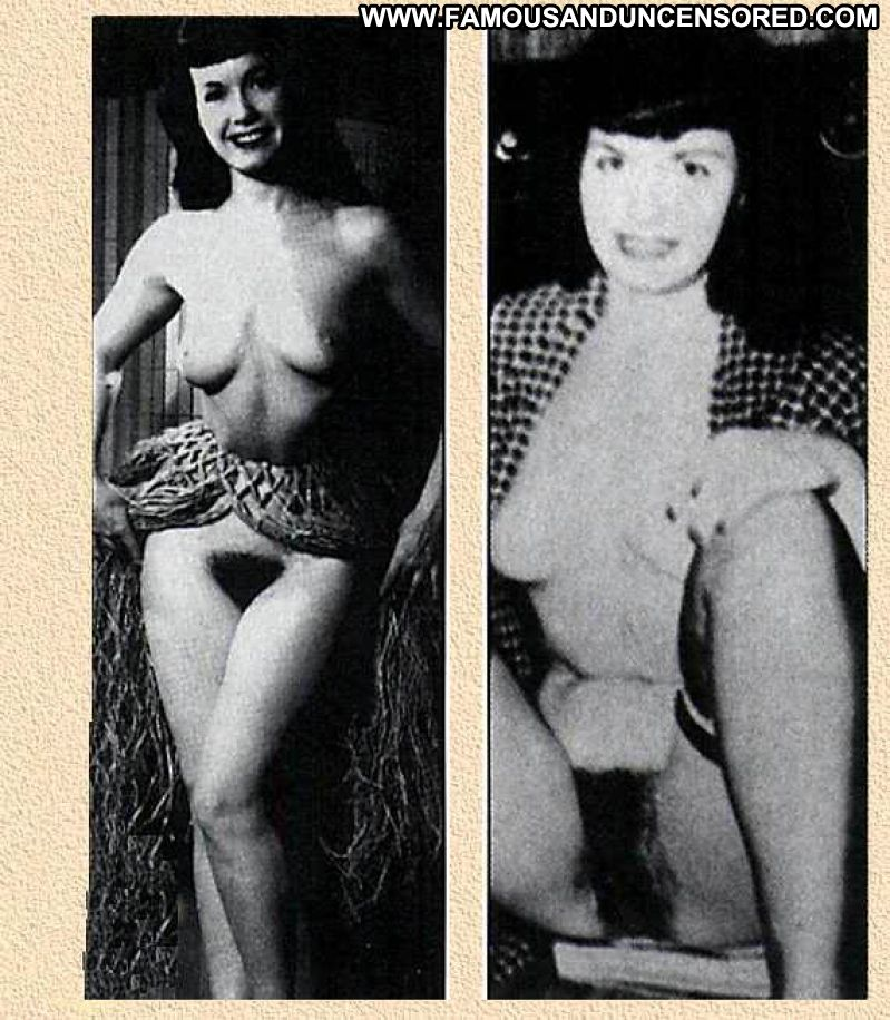 betty page showing pussy
