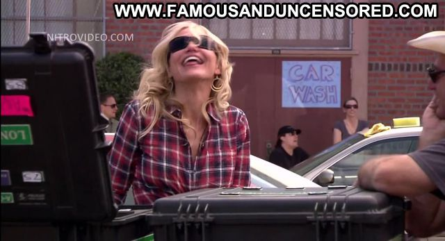 Cameron Diaz Nude Sexy Scene Bad Teacher Car Wash Blonde Hot
