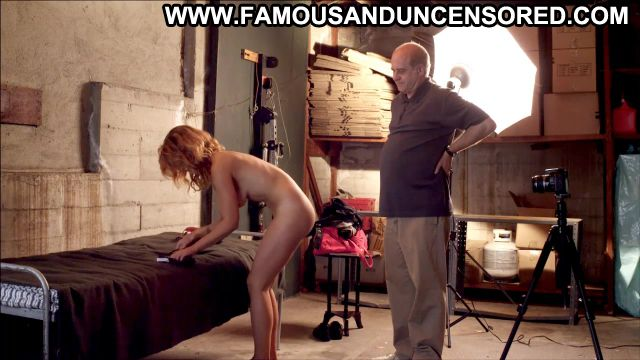Nicole Fox Red Lands Gorgeous Showing Ass Nude Scene Redhead