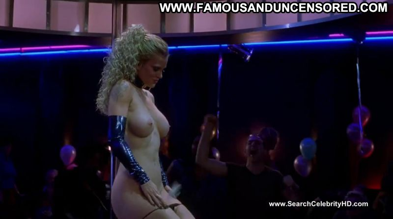 Kristin bauer topless dancing at the blue iguana 2000 5