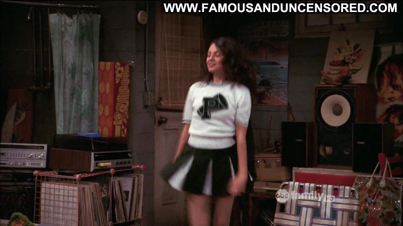 Mila kunis sexy cheerleader - 2 part 6
