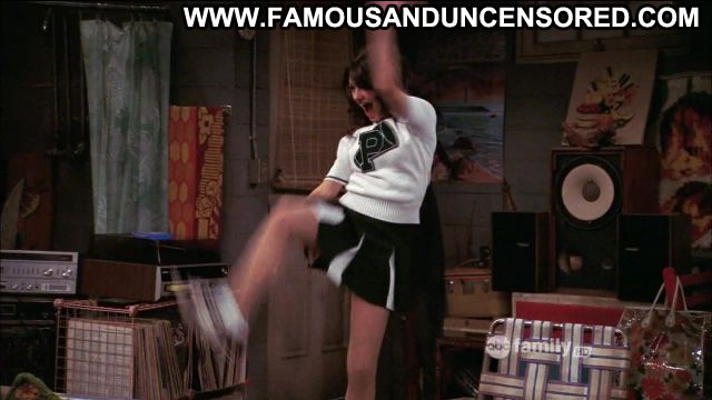 Mila Kunis Nude Sexy Scene That 70th Show Cheerleader Famous