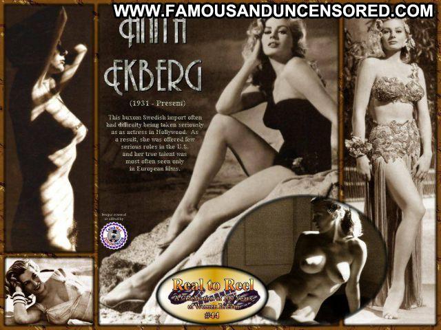 Anita Ekberg Posing Hot Celebrity Hot Celebrity Posing Hot Porn Babe