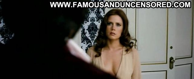 Amy Adams Nude Sexy Scene American Hustle Brown Hair Skirt