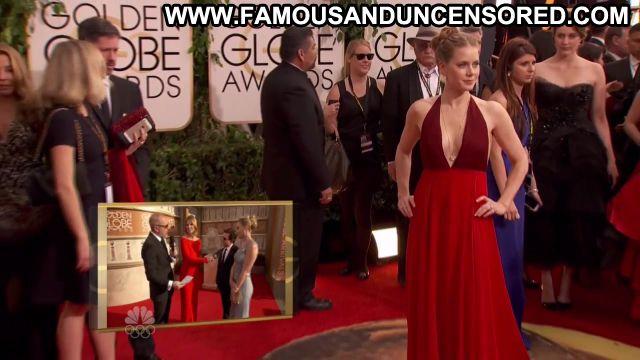Amy Adams Nude Sexy Scene Golden Globe Awards 2014 Beautiful