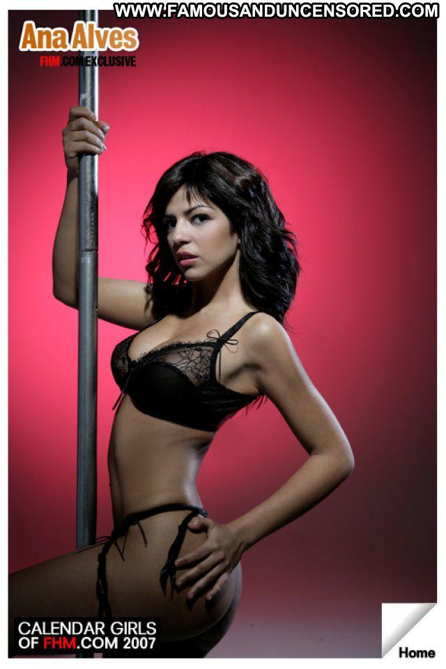 Ana Alves No Source Cute Celebrity Pole Dance Celebrity Big Tits