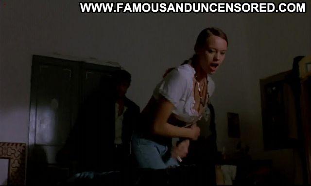 Anna Falchi Dellamorte Dellamore Jeans Brunette Big Tits Hot
