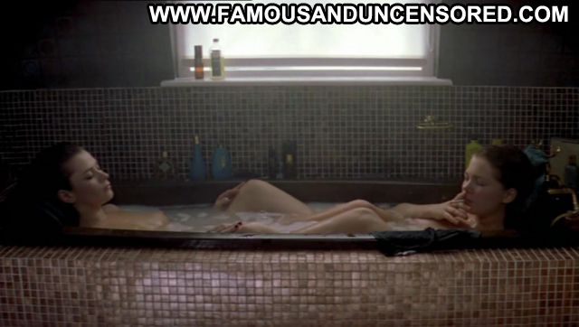 Anna Friel Nude Sexy Scene Without You Smoking Bathroom Doll