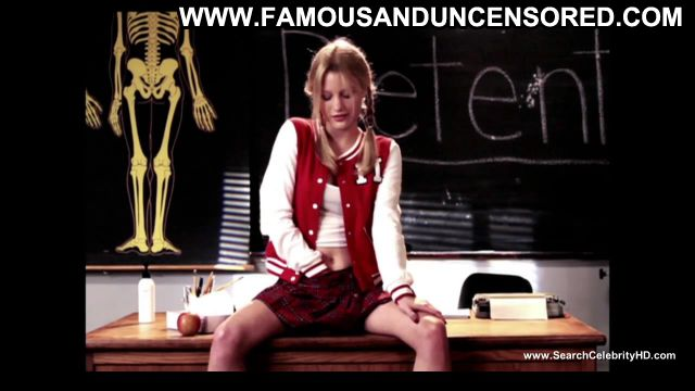 Ashley Hinshaw Nude Sexy Scene About Cherry Schoolgirl Horny