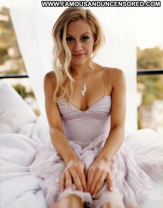 Brittany Murphy Babe Blonde Hot Posing Hot Actress Cute Celebrity