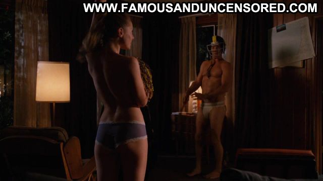 Kaitlin Doubleday Nude Sexy Scene Hung Cheerleader Uniform