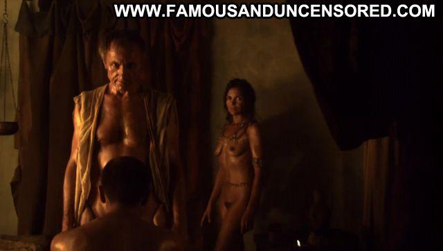 Bonnie Sveen Spartacus Strapon Ass Fuck Femdom Showing Ass