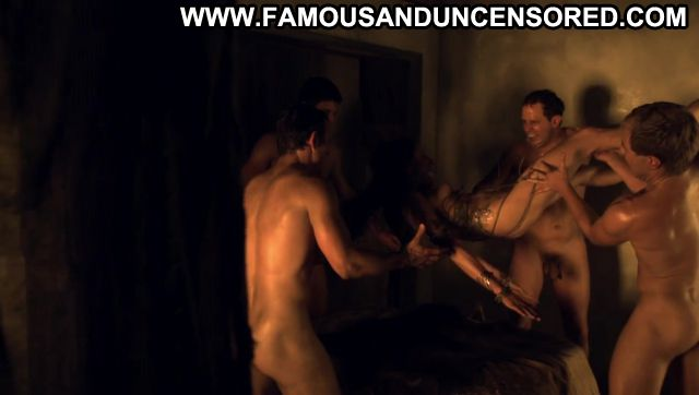 Bonnie Sveen Spartacus Strapon Femdom Ass Fuck Sex Scene Hot