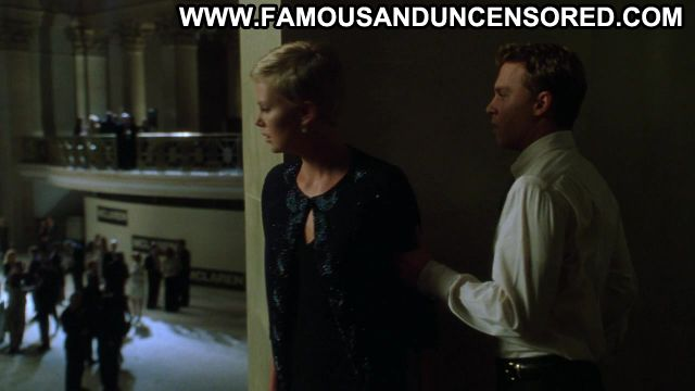 Charlize Theron Nude Sexy Scene The Astronauts Wife Blonde