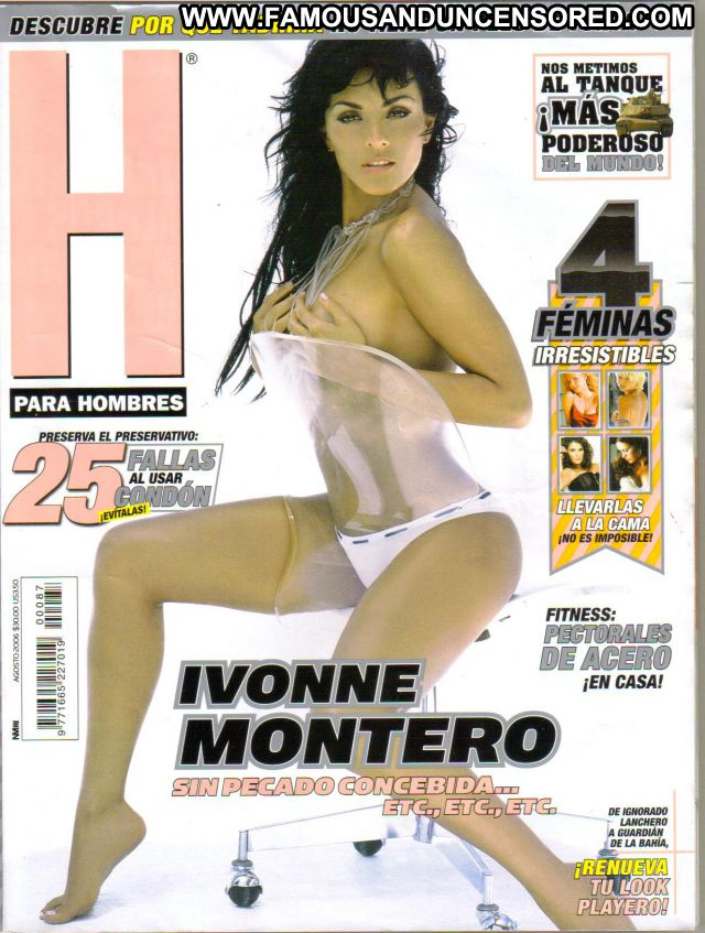 Ivonne Montero No Source  Ass Cute Latina Posing Hot Tits Celebrity