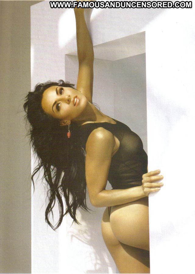 Ivonne Montero No Source Hot Famous Brunette Celebrity Posing Hot Ass