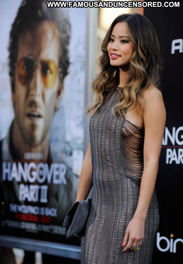 Jamie Chung Small Tits Celebrity Famous Asian Tits Posing Hot Babe