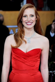 Jessica Chastain Cute ... Jessica Chastain