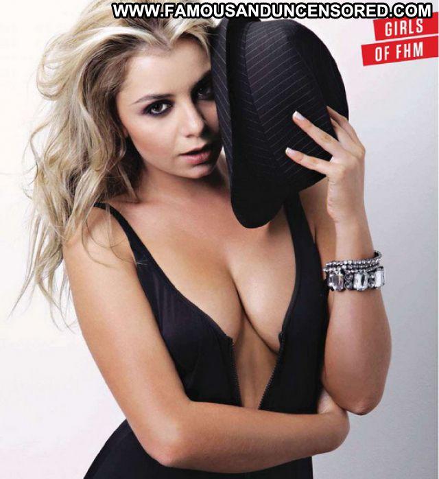 Jessica Leandra Dos Santos No Source Famous Hot Blonde Posing Hot