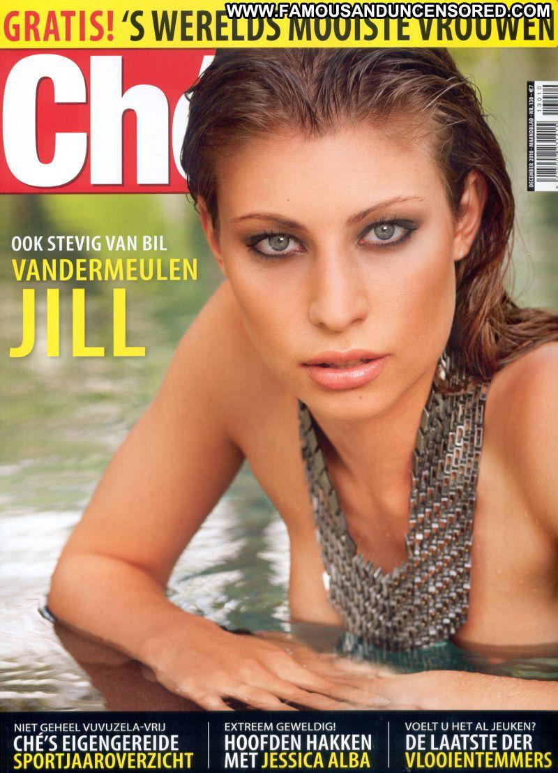Jill Vandermeulen Small Tits Small Tits Celebrity Posing Hot Babe Small Tits Brown