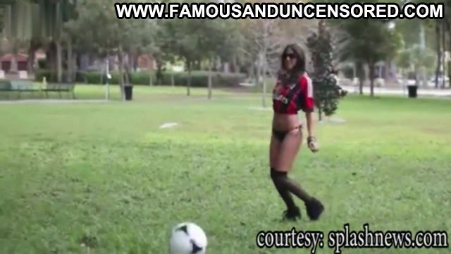 Claudia Romani Nude Sexy Scene Uniform Big Ass Bikini Female