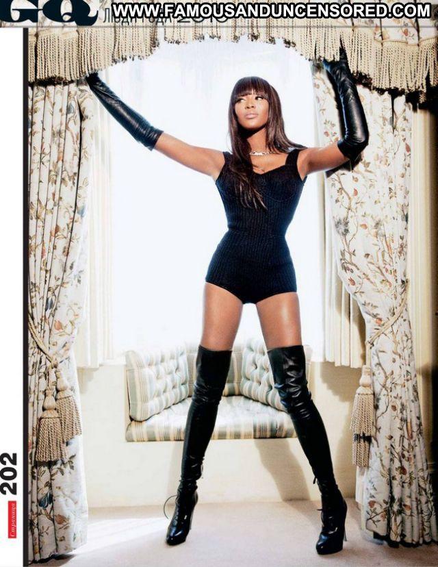 Naomi Campbell No Source Ebony Posing Hot Cute Babe Celebrity Posing