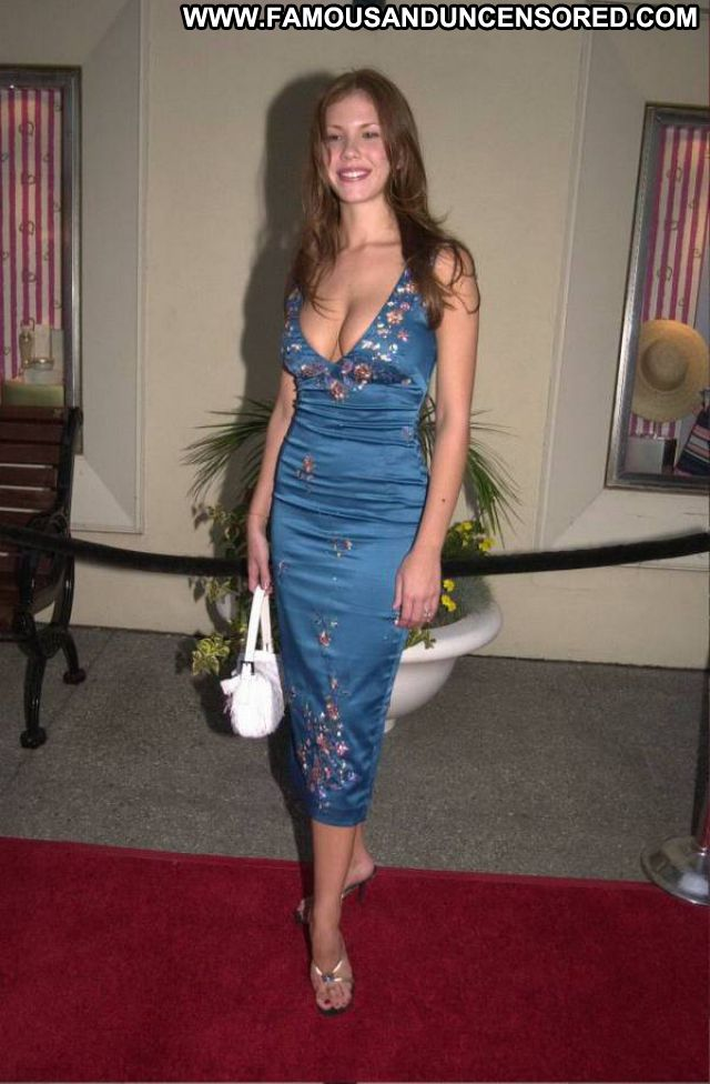 Nikki Cox Sexy Dress Big Tits Showing Tits Female Gorgeous