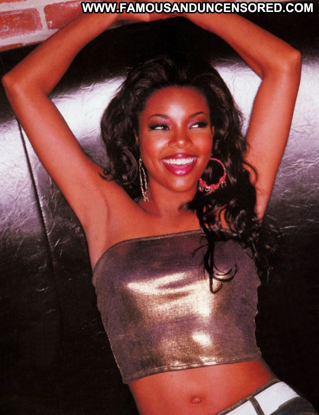 Gabrielle Union No Source Celebrity Famous Ebony Sexy Posing Hot Cute