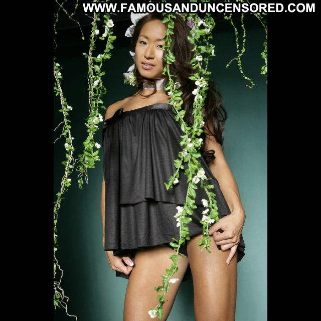 Gail Kim Hot Cute Famous Sexy Celebrity Sexy Dress Celebrity Babe