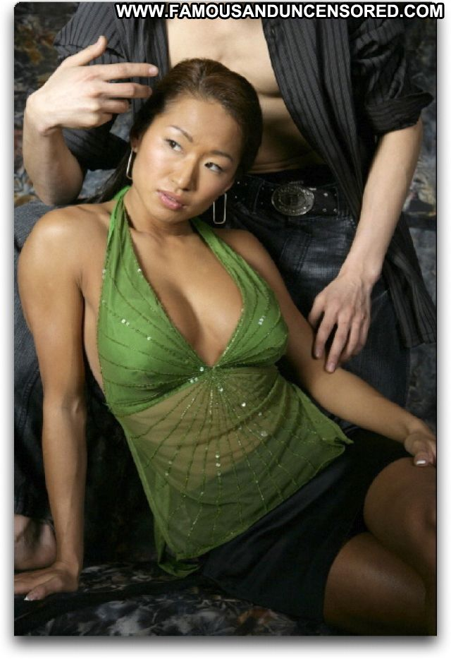 Gail Kim No Source Famous Posing Hot Celebrity Asian Babe Sexy Cute