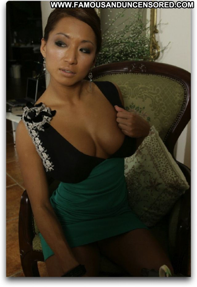Gail Kim No Source Sexy Hot Babe Posing Hot Sexy Dress Celebrity