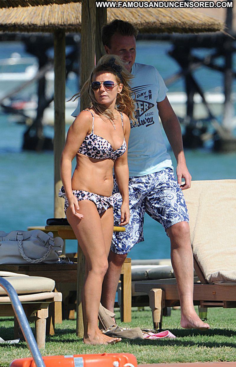 Geri Halliwell No Source Celebrity Posing Hot Babe Blonde
