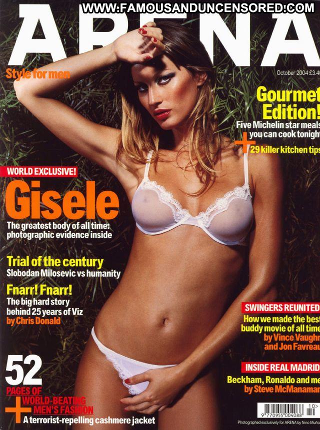 Gisele Bundchen Lingerie Bikini Female Actress Nude Scene