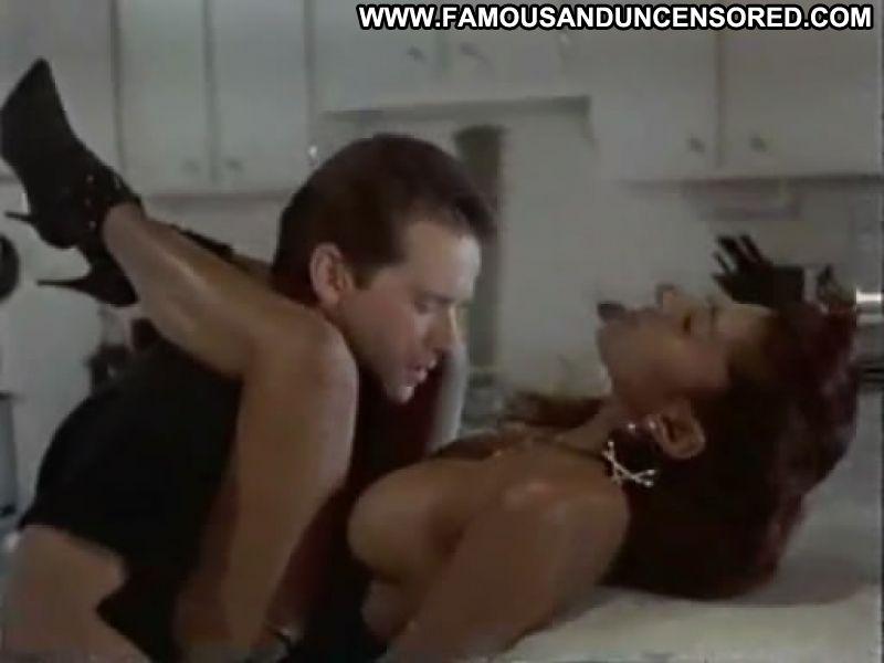 Ebony celeb sex scener